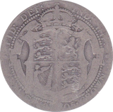 1905 HALFCROWN ( FAIR )