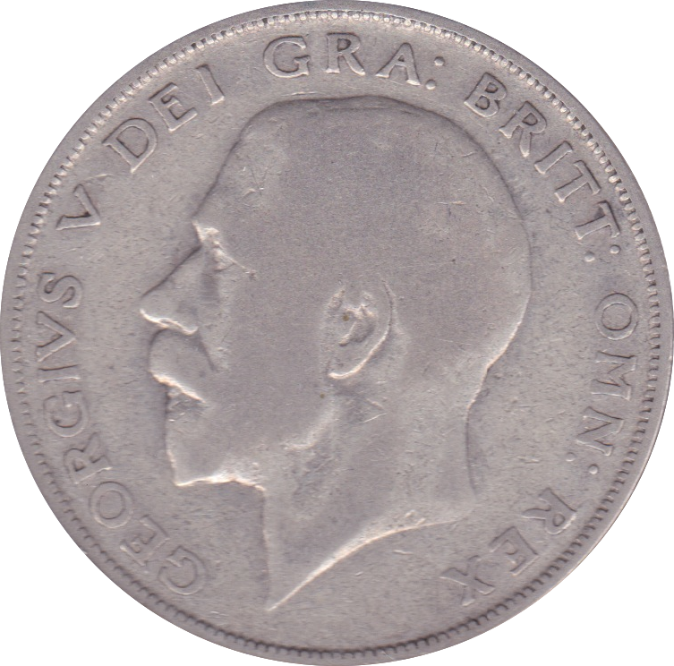 1925 HALFCROWN ( FAIR ) B