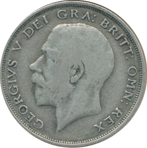 1920 HALFCROWN (VF)