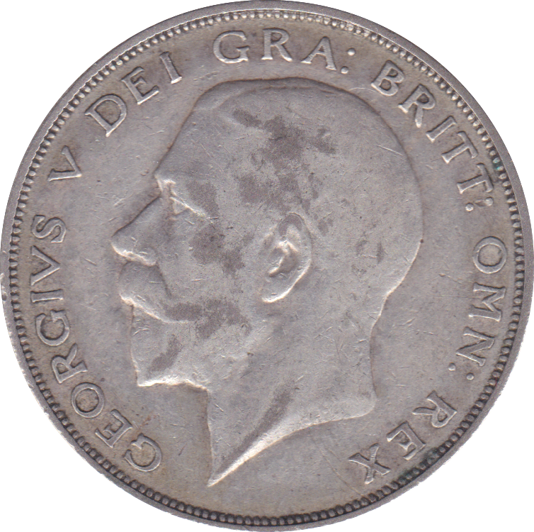 1925 HALFCROWN ( GF ) B