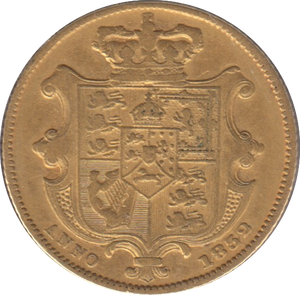 1832 SOVEREIGN ( GF )
