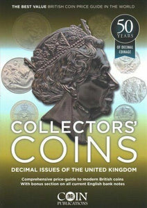 1968 - 2018 Collectors' Coins: Decimal Issues of the United Kingdom NO 2