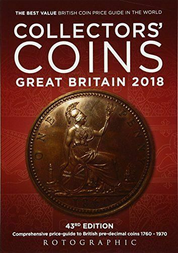 Collectors Coins Great Britain 2018 by Christopher Henry Perkins Book Predecimal