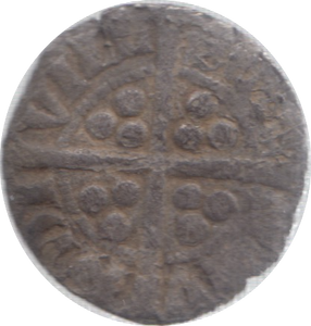1216 - 1272 HENRY III SILVER PENNY LONDON MINT REF 69