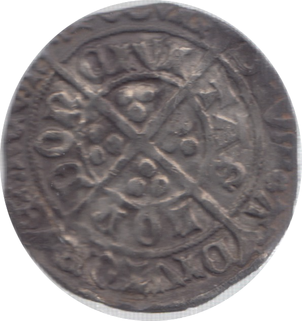1327 - 1377 EDWARD III SILVER GROAT ( LONDON ) REF 52