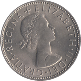 1965 TWO SHILLINGS ( UNC )