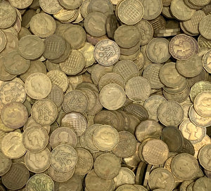 Bulk Brass Three Pence