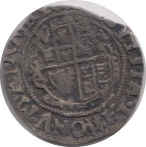 1625 - 1649 SILVER TWOPENCE CHARLES 1ST REF 115