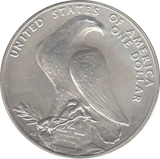 1984 SILVER ONE DOLLAR USA