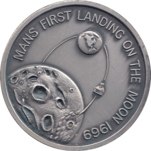 1969 MY FIRST LANDING ON THE MOON APOLLO USA
