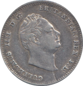 1836 FOURPENCE ( VF ) 3