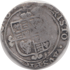 1625 SIXPENCE CHARLES IST REF 5