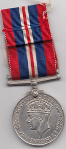 WW2 1939-45 BRITISH MILITARY AWARD REPRO for NAVY ARMY