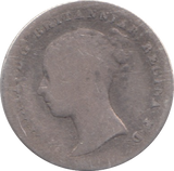 1838 FOURPENCE ( FAIR ) 9