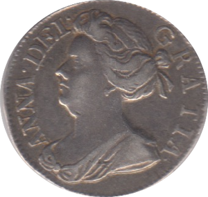 1704 MAUNDY TWO PENCE ( VF ) 3