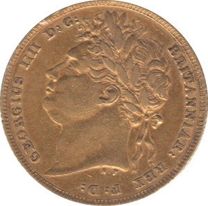 1824 SOVEREIGN ( VF )