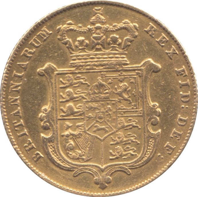 1825 SOVEREIGN ( EF )