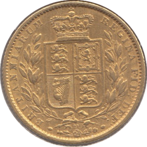 1864 SOVEREIGN ( GVF )
