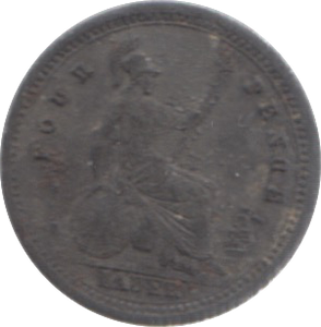 MODEL FOURPENCE TOY MONEY VICTORIA