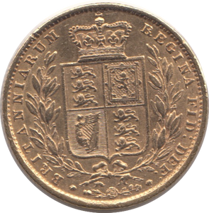 1856 SOVEREIGN ( VF )
