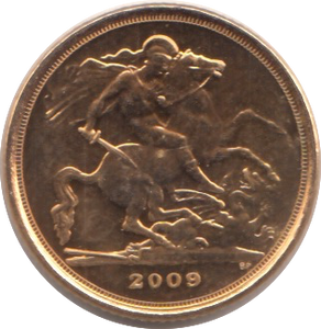 2009 QUARTER SOVEREIGN ( BU )
