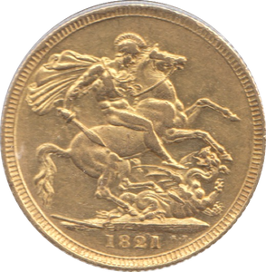 1821 SOVEREIGN ( EF )