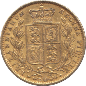 1852 SOVEREIGN ( EF )