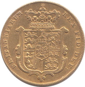 1827 SOVEREIGN ( GVF )