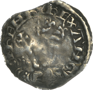 1154 - 1189 SILVER PENNY HENRY II WINCHESTER WILLIEM 1.30 GRAMS CLASS A2  REF 40