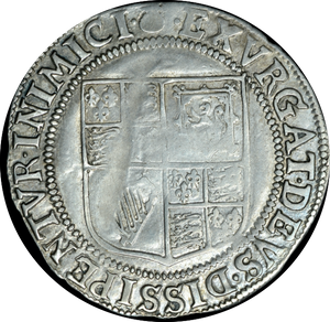 1603 - 25 SILVER SHILLING JAMES 1ST FIRST BUST REF 104
