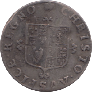1660-1685 MAUNDY FOURPENCE ( FINE )