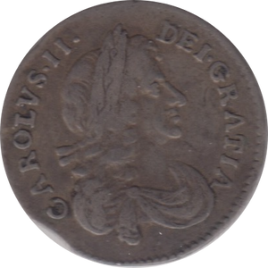 1679 MAUNDY THREEPENCE ( GF ) 1