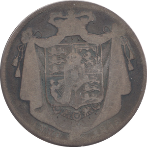 1836 HALFCROWN ( FAIR ) 4