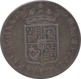 1689 HALFCROWN ( GF ) 4