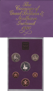 1979  ROYAL MINT PROOF SET