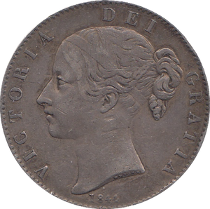 1844 CROWN ( VF ) STAR B
