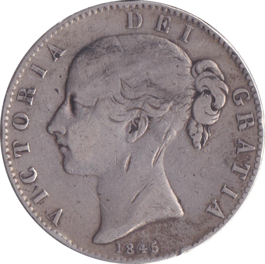 1845 CROWN ( GF ) CINQ D