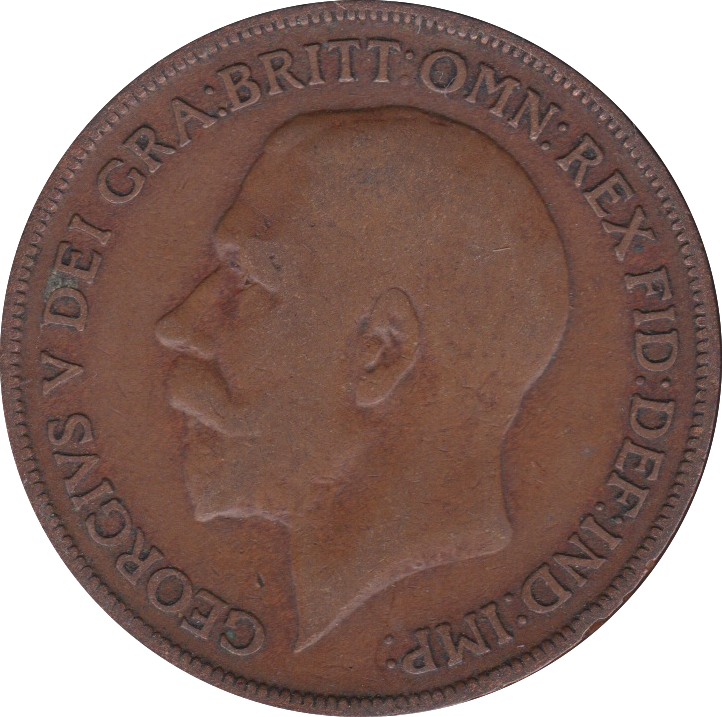 1920 PENNY (FINE OR BETTER)