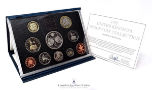 1997  ROYAL MINT PROOF SET