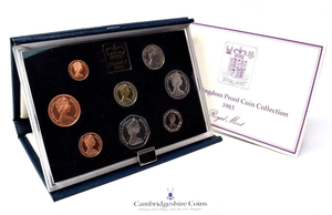 1983  ROYAL MINT PROOF SET