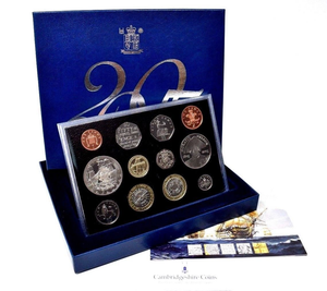 2005 ROYAL MINT PROOF SET