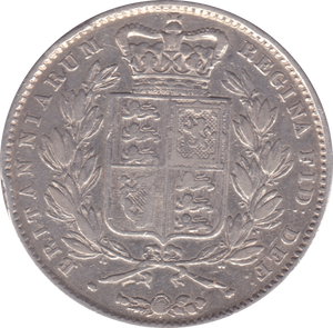 1845 CROWN ( GF ) CINQ VIII