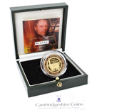 2004 Gold Proof £2 Steam Locomotive Coin Box COA Bullion Double Sovereign