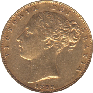 1852 SOVEREIGN ( GVF )