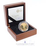 2009 Gold Proof £2 Charles Darwin Coin Box COA Bullion Double Sovereign
