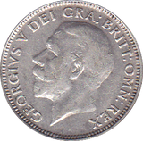 1933 SIXPENCE ( FAIR - FINE OR BETTER )