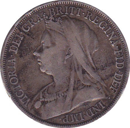 1893 CROWN ( GF ) LVI