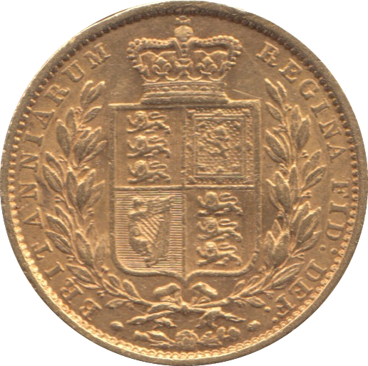 1849 SOVEREIGN ( GVF )