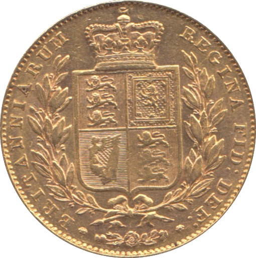 1845 SOVEREIGN ( GVF )