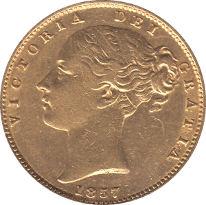 1857 SOVEREIGN ( EF )